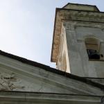 Dettaglio della chiesa della Visitazione