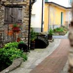 Il borgo e le sue mulattiere
